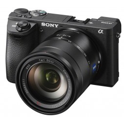Sony Alpha ILCE-6500 + 4,0 / 16-70mm ZA OSS Vario Tessar T* Kit