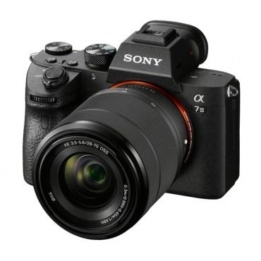 Sony Alpha ILCE-7 III mit FE 28-70 f3,5-5,6 OSS