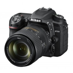 Nikon D7500 + AF-S DX 3,5-5,6/18-300 mm G ED VR Kit
