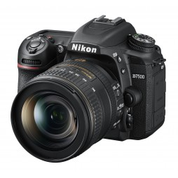 Nikon D7500 + AF-S DX 2,8-4E/16-80 mm E ED VR Kit