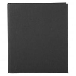 Goldbuch Foto Ringbuch Leinen grau - für die flexible Aufbewahrung
