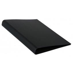 Goldbuch Foto Ringbuch Leinen schwarz - für die flexible Aufbewahrung