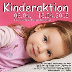 Kinderaktion 2019 von 08.04. - 18.04.2019