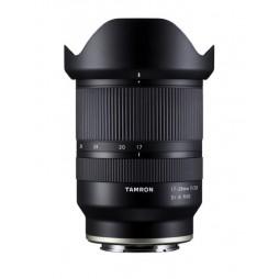 Tamron 17-28 mm f2,8 Di III RXD Sony E-Mount Vollformat Objektiv