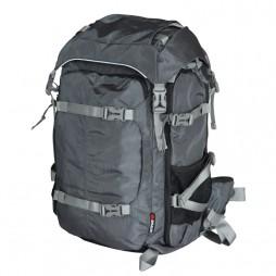 BRAUN Titlis Fotorucksack Backpack grau