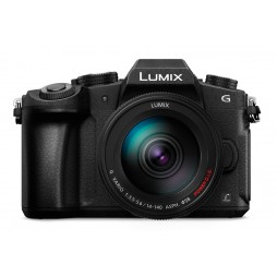 Panasonic Lumix DMC-G81 Kit + 14-140 Power OIS