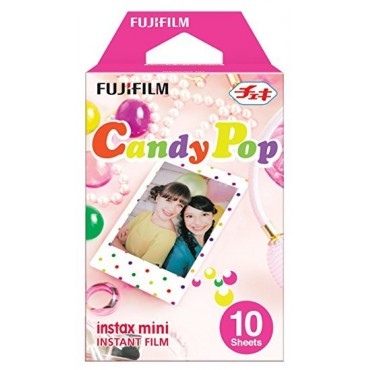 Fujifilm Instax Mini Candypop Sofortbildfilm