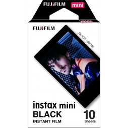 Fujifilm Instax Mini Black Frame WW 1 Sofortbildfilm Color