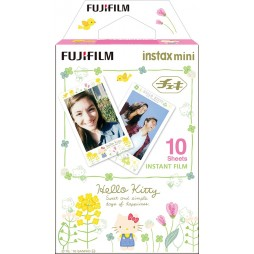 Fujifilm Instax Mini Hello Kitty3 WW 1 Sofortbildfilm Color