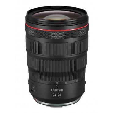 Canon RF 2,8 / 24-70 mm L IS USM Objektiv für EOS R