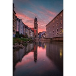 "Fujifilm X-Workshop "" Amberg City Lights"", 26. Oktober 2019 mit X-Photographer Christian Ringer"