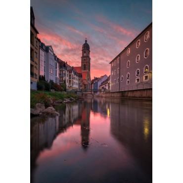 "Fujifilm X-Workshop "" Amberg City Lights"", 26. Oktober 2019 mit X-Photographer Christian Ringer"