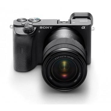 Sony Alpha ILCE-6600 + 18-135mm schwarz Kit