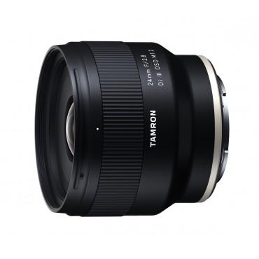 Tamron 24 mm F/2.8 Di III OSD M1:2 für Sony FE inkl. Gegenlichtblende