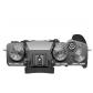 FUJIFILM X-T4 silber mit XF16-80mm F4 R LM OIS