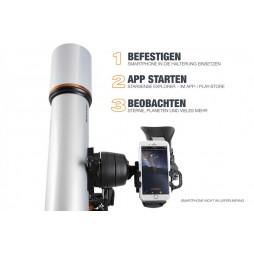 """Celestron Teleskop StarSense Explorer DX 102 inkl. das Buch """"Erste Schritte.."""""""