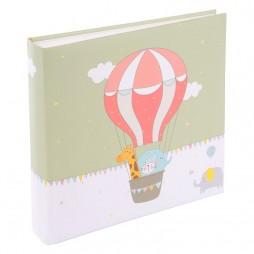 Goldbuch Babyalbum Ballonfahrt 24177 60 Seiten