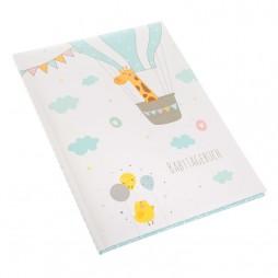 Goldbuch Babytagebuch Ballonfahrt 11177 44 Seiten 21x28 cm babyjournal