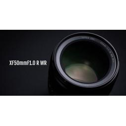 FUJIFILM Fujinon Objektiv XF 50mm F1.0 R WR