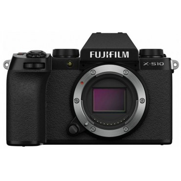 FUJIFILM X-S10 Black Body