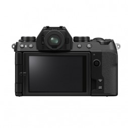 FUJIFILM X-S10 Black Body mit XF16-80mm F4 R LM OIS