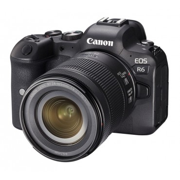 Canon EOS R6 + RF 24-105 mm f4,0-7,1 IS STM Kit