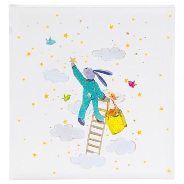 Goldbuch Babyalbum net Sweet Dreams 15471 mit 4 Textvorspann 60 weiße Seiten