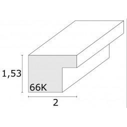 Deknudt Galerierahmen für 3 Bilder in schwarz 10x15 cm