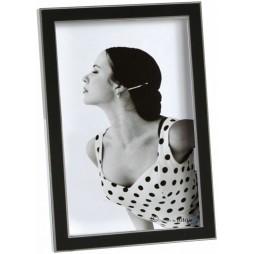 ZEP Iris black Portraitrahmen 10x15 cm , zum Stellen