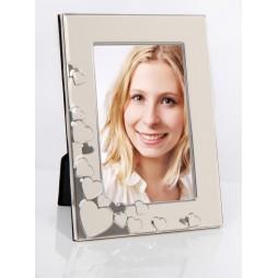 ZEP Lady 10x15 cm Portraitrahmen cremeweiß zum Stellen und Hängen